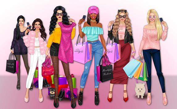 リッチガールクレイジーショッピング - ファッションゲーム スクリーンショット 19