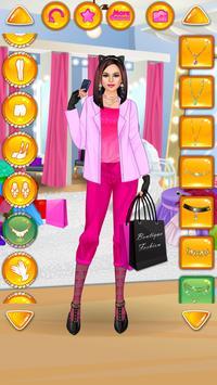 リッチガールクレイジーショッピング - ファッションゲーム スクリーンショット 9