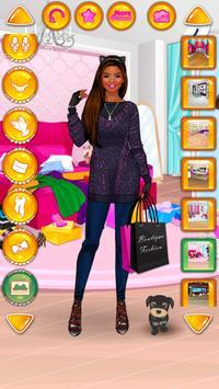 リッチガールクレイジーショッピング - ファッションゲーム スクリーンショット 13