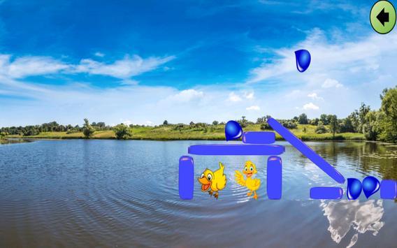 Duck Throw Game: Kids - FREE! apk screenshot