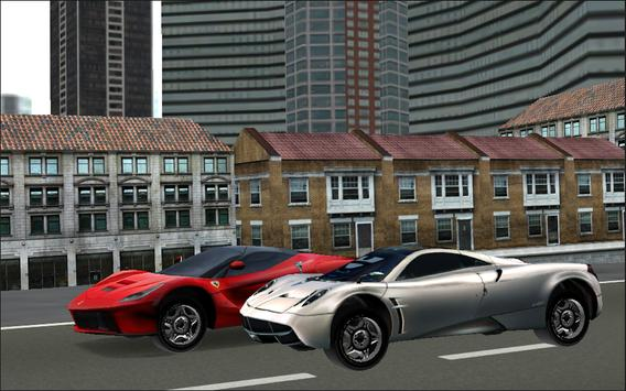 Super Fast Car Racing 3D apk screenshot