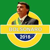 Bolsonaro Tarja Perfil biểu tượng
