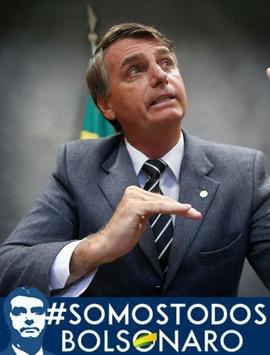 Bolsonaro Tarja Perfil ảnh chụp màn hình 1
