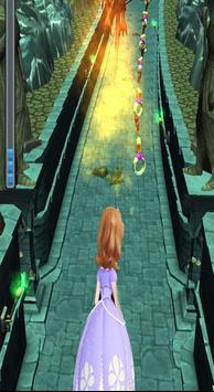 Sophia Endless Run Little Princess screenshot 1