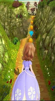 Sophia Endless Run Little Princess screenshot 2