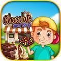 Chocolate Candy Sweet Shop
