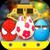 Surprise Eggs Maker Factory icon