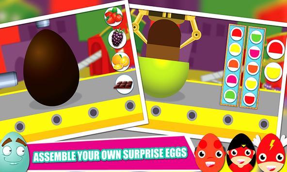 Surprise Eggs Maker Factory screenshot 1