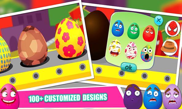 Surprise Eggs Maker Factory screenshot 2
