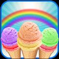 DIY Rainbow Ice Cream Maker