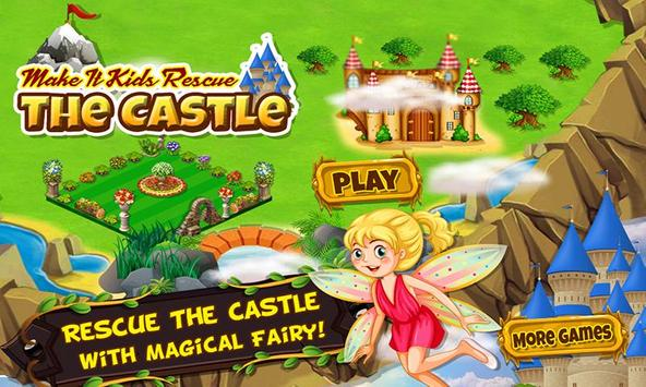 Rescue The Fairyland Castle poster