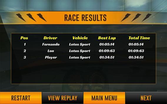 Highway Drift Rally Racing apk screenshot