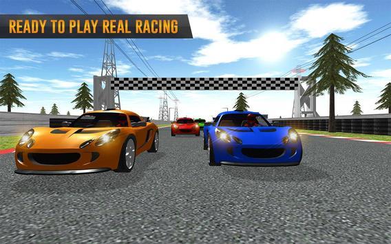 Highway Drift Rally Racing poster