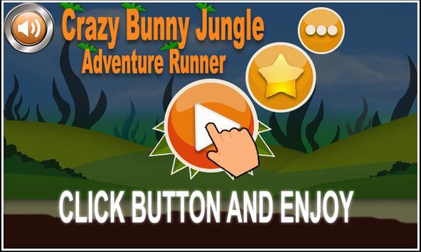 Bunny Run Jumping 3d poster