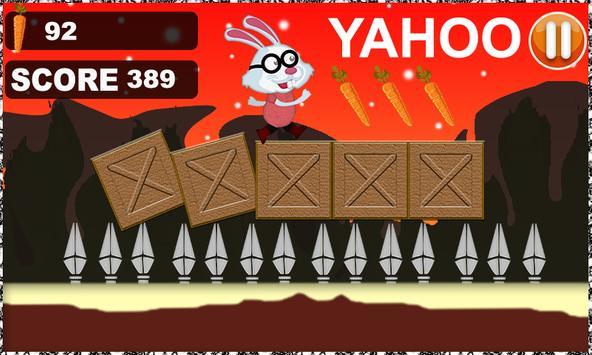 Bunny Run Jumping 3d screenshot 4