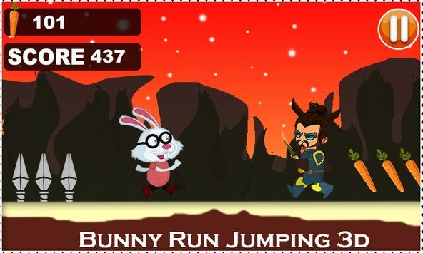 Bunny Run Jumping 3d screenshot 6