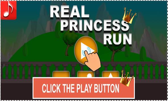 Temple Endless Run Princess 2d poster