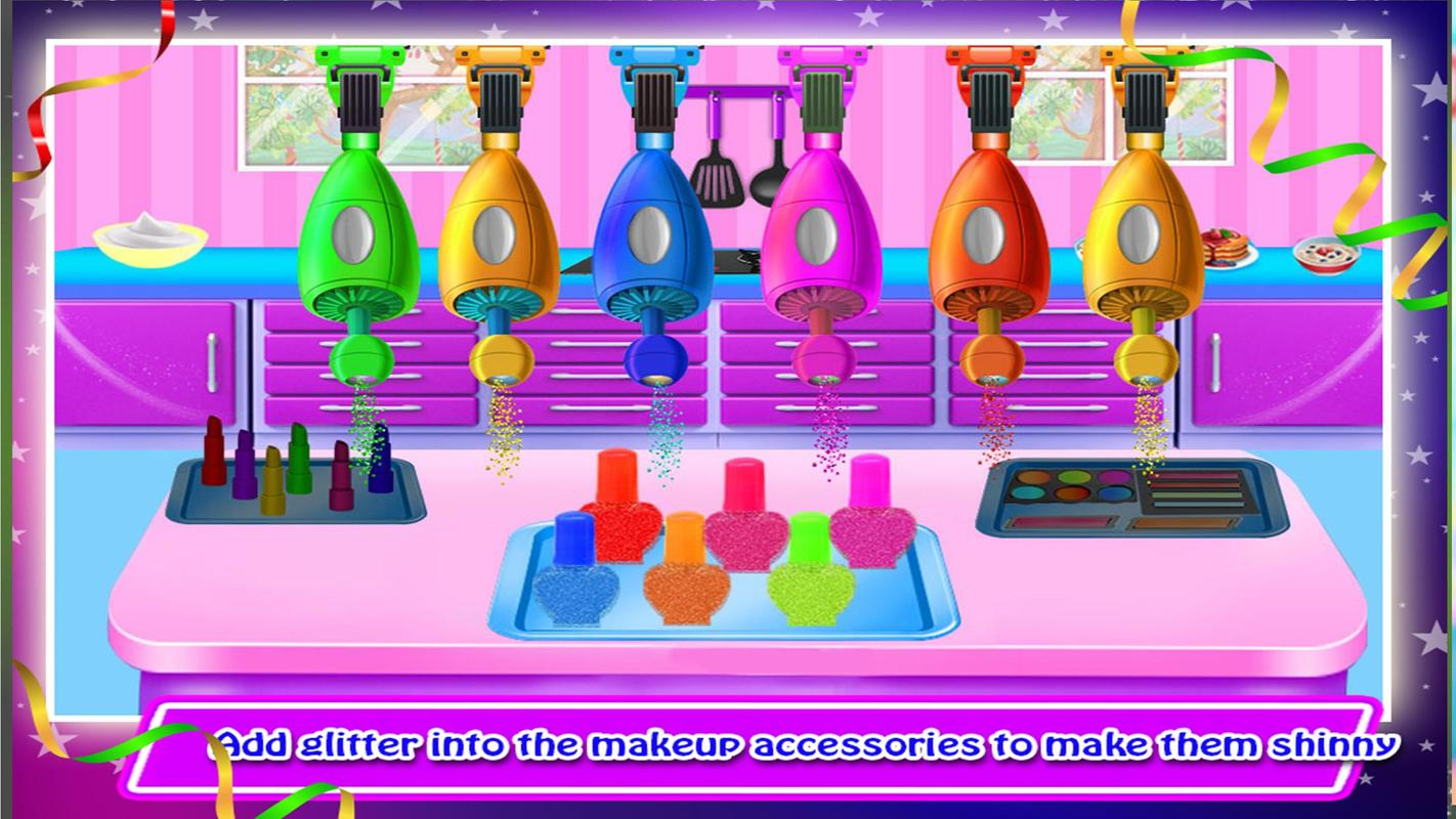 Makeup Box Cake Game For Android Apk Download