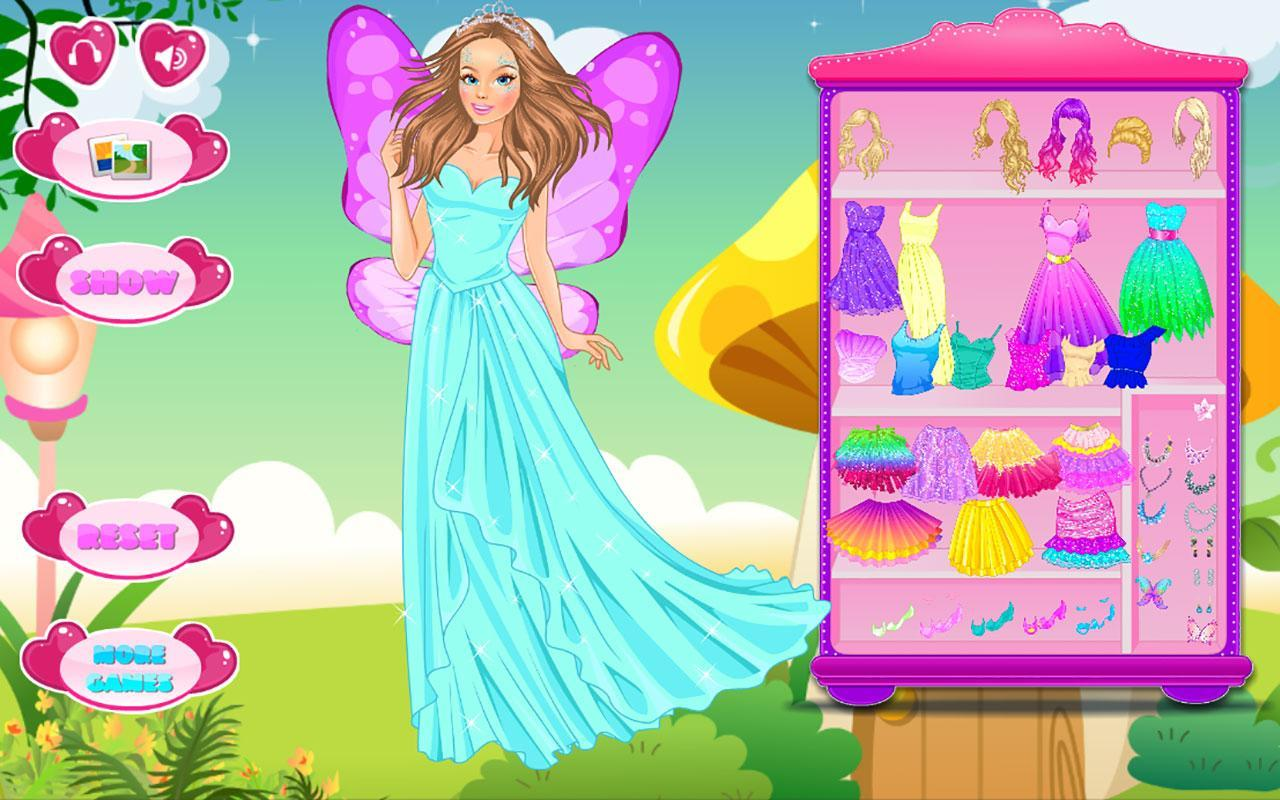 Princess Butterfly Dress Up APK Download - Free Casual GAME for ...
