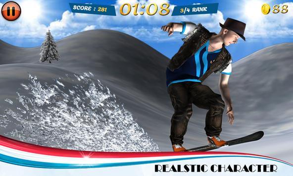 Extreme Skater Man poster