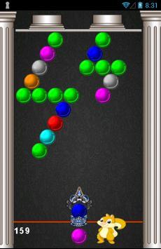 Bubble Space New screenshot 1