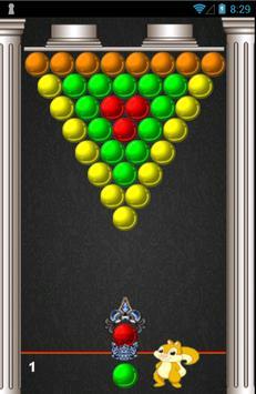 Bubble Space New screenshot 2