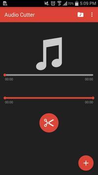 Audio Cutter poster