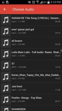 Audio Cutter screenshot 1