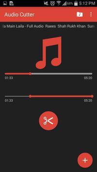 Audio Cutter screenshot 2