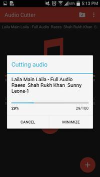 Audio Cutter screenshot 5