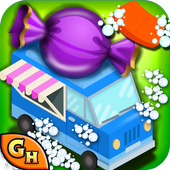 Candy Truck Wash icon