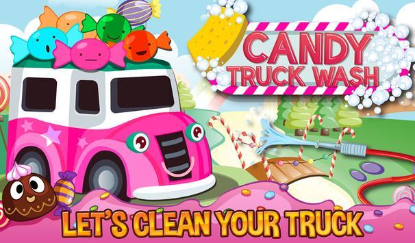Candy Truck Wash apk screenshot