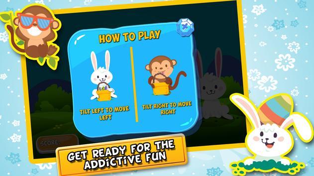Egg Catcher - Fun Games screenshot 2