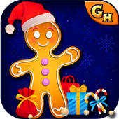 Gingerbread - Cooking games icon