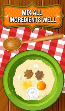 Gingerbread - Cooking games screenshot 1