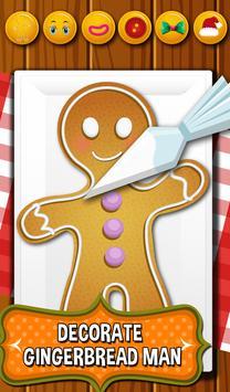 Gingerbread - Cooking games screenshot 2