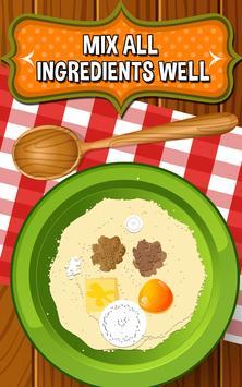 Gingerbread - Cooking games screenshot 4