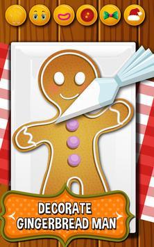 Gingerbread - Cooking games screenshot 5