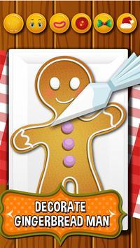 Gingerbread - Cooking games screenshot 8