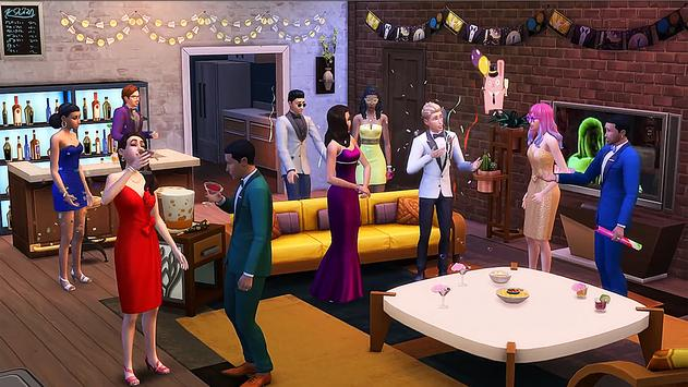New-Hint-The Sims 4_Mobile screenshot 2