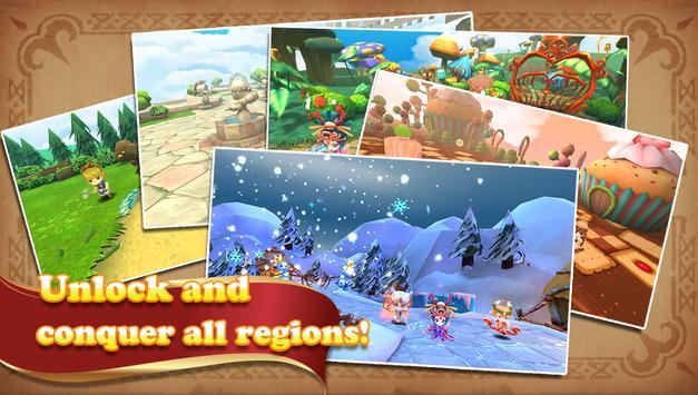 Tales Of Brave - 3D Action RPG apk screenshot