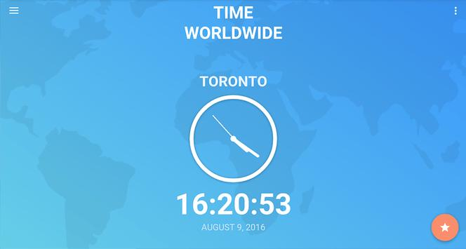 Time in Toronto, Canada screenshot 7