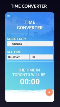 Time in Toronto, Canada screenshot 2