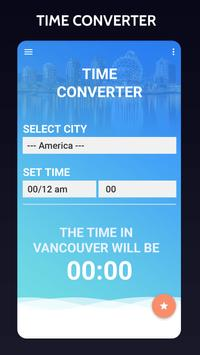 Time in Vancouver, Canada screenshot 2