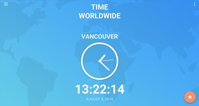 Time in Vancouver, Canada screenshot 7