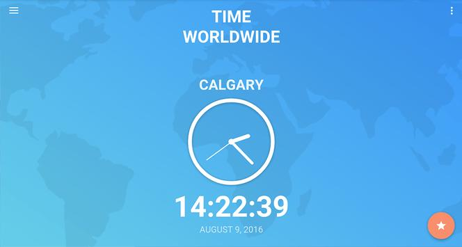 Time in Calgary, Canada screenshot 7