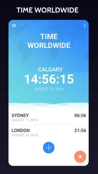 Time in Calgary, Canada screenshot 1