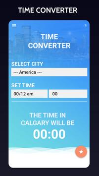 Time in Calgary, Canada screenshot 2