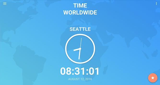 Time in Seattle,  USA screenshot 7