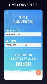 Time in Seattle,  USA screenshot 2